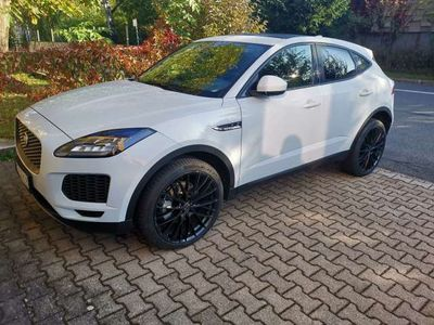 """gebraucht Jaguar E-Pace 180PS S AWD Aut./21""""/Pano/TFT/Keyless/Connect Pro"""