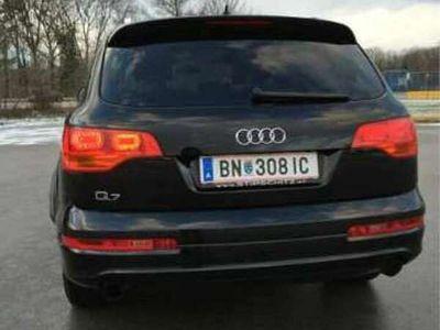 gebraucht Audi Q7 3,0 TDI V6 quattro DPF Tiptronic
