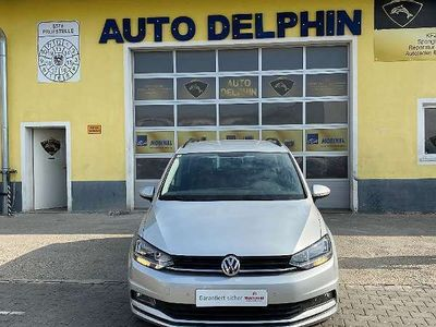 gebraucht VW Touran 1,6 SCR TDI DSG Kombi / Family Van