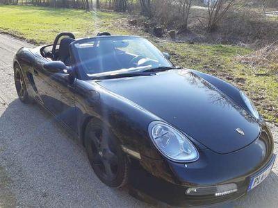 gebraucht Porsche Boxster 2,7