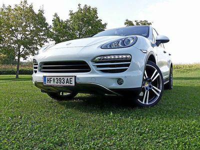 gebraucht Porsche Cayenne 3.0 Diesel SUV / Geländewagen,