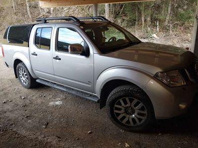 used Nissan Navara Tekna