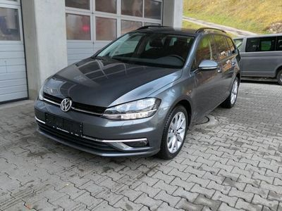 gebraucht VW Golf Variant Rabbit TDI SCR