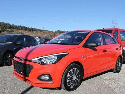 gebraucht Hyundai i20 1,25 Level 1 Limousine