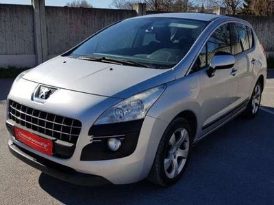 gebraucht Peugeot 3008 1,6 e-HDi 115 FAP ASG6 Active Kombi / Family Van