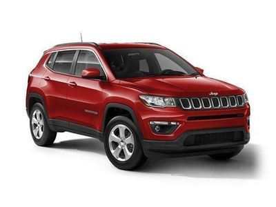 gebraucht Jeep Compass 2,0 MultiJet II AWD Night Eagle Aut.