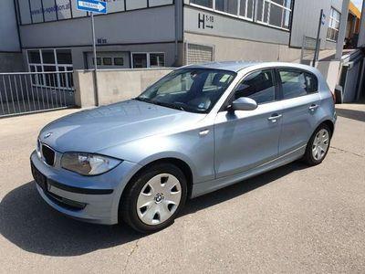 gebraucht BMW 118 1er-Reihe Diesel (E87) Advantage Österreich-Pake