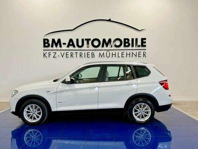 gebraucht BMW X3 xDrive 20d Aut.,Navi,Leder,Sitzheizung,Nur65.000km