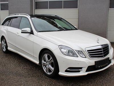 gebraucht Mercedes E300 BlueTEC Hybrid Avantgarde Aut.
