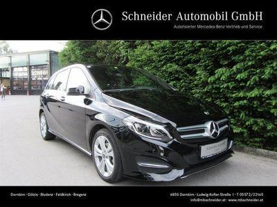 gebraucht Mercedes B200 B-Klassed Sports Tourer Kombi / Family Van,