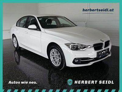 gebraucht BMW 318 3er-Reihe i Sport Line Aut. *LED / NAVI* Limousine,