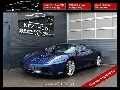 gebraucht Ferrari F430 F430 FSpider F1*Kupplung&Krümmer NEU*, 486 PS, 2 Türen, Automatik