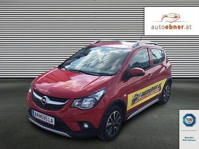 gebraucht Opel Karl 1,0 Rocks
