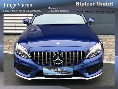 used Mercedes C180 Coupe AMG Line