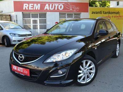 gebraucht Mazda 6 1,8i TE Sitzh;Multifunk.Lenkrad;Tempomat;TOP-Preis