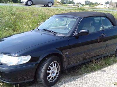 gebraucht Saab 9-3 Cabriolet 2.0 Turbo / Roadster