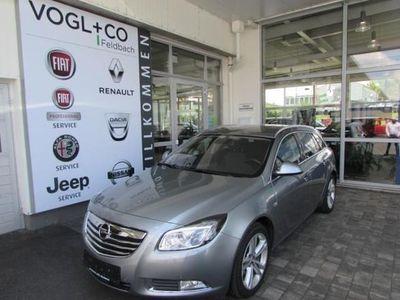 used Opel Insignia KOMBI ALLRAD - NUR FÜR HÄNDLER