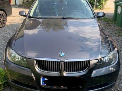 gebraucht BMW 330 3er-Reihe Kombi Allrad Diesel (E91) Touring