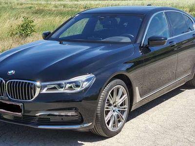 gebraucht BMW 740 7er-Reihe Allrad Diesel (G11) xDrive Aut.