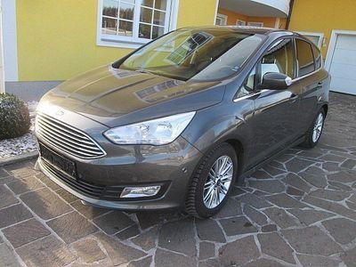 gebraucht Ford C-MAX Titanium 1,5 TDCi Kombi / Family Van,