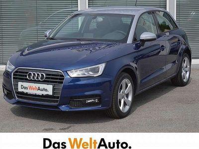 gebraucht Audi A1 Sportback 1.0 TFSI sport
