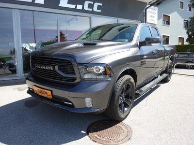 gebraucht Dodge Ram 1.500 Quad Cab Black Edition Netto € 47.490