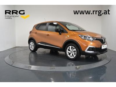 gebraucht Renault Captur Limited ENERGY TCe 90 EURO 6c