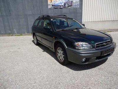 gebraucht Subaru Legacy Outback H6 3,0 YV AWD Aut.