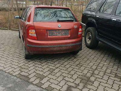 gebraucht Skoda Fabia 1.4 Limousine,