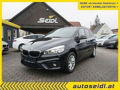 gebraucht BMW 218 Gran Tourer d Advantage *LED+NAVI*