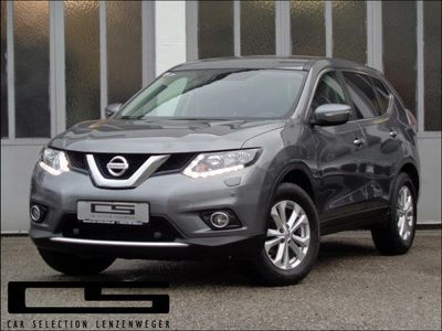 brugt Nissan X-Trail 1,6dCi Acenta ALL-MODE 4x4i*Sitzheizung*Tempomat*