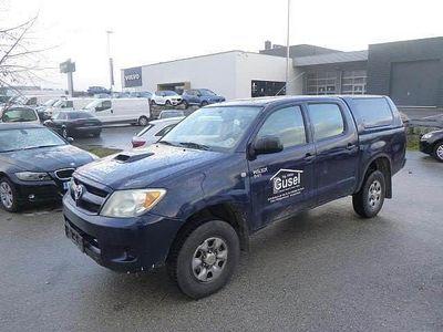 gebraucht Toyota HiLux DOKA