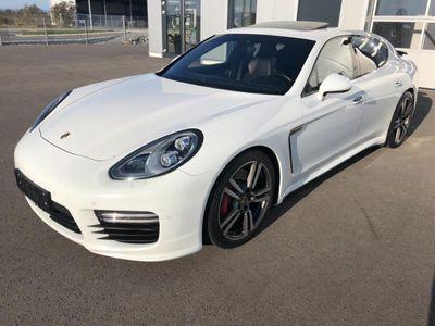 gebraucht Porsche Panamera Turbo PDK*SOFT-C*SPORT-CHRONO*SPORT-AUSPUFFANLAGE*