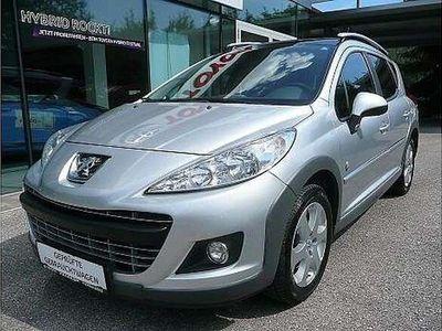 gebraucht Peugeot 207 Outdoor SW Kombi / Family Van