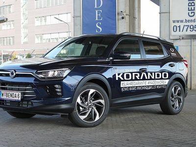 gebraucht Ssangyong Korando Premium 1.6 4WD Aut. SUV / Geländewagen