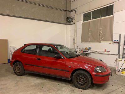 gebraucht Honda Civic 1,4L Klein-/ Kompaktwagen