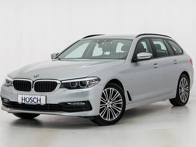gebraucht BMW 530 i Touring Sport Line Aut. LP: 68.549,-€