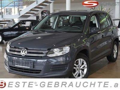 gebraucht VW Tiguan TSI 1.4 Trend & Fun