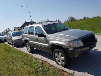 gebraucht Jeep Grand Cherokee 3.1 Diesel SUV / Geländewagen