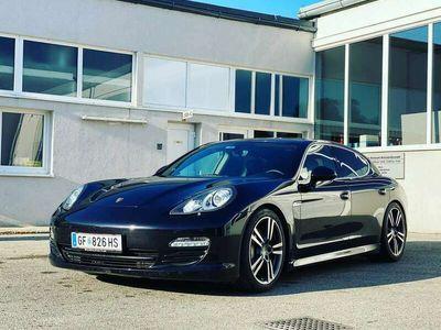 gebraucht Porsche Panamera 4S DSG, Voll, Chrono, Luft, Serviceheft,....