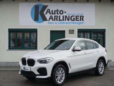 gebraucht BMW X4 xDrive 20d Aut. **NAVI**RÜCKFAHRKAMERA** SUV / Geländewagen