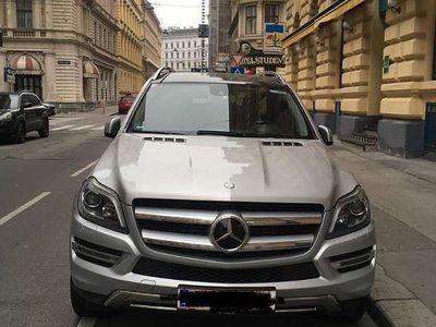 gebraucht Mercedes GL350 GL-KlasseBlueTEC 4MATIC Aut. SUV / Geländewagen