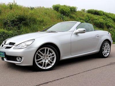 gebraucht Mercedes SLK200 SLK-KlasseKompressor Sport Aut. Cabrio / Roadster,