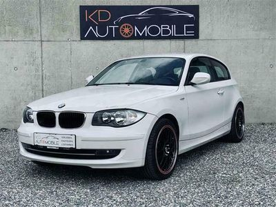 gebraucht BMW 118 aus Lustenau - 143 PS und 44000 km