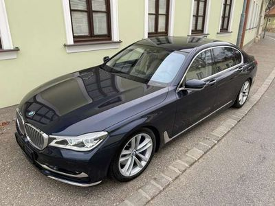 gebraucht BMW 750 7er-Reihe Allrad (G12) xDrive Ö-Paket Aut.