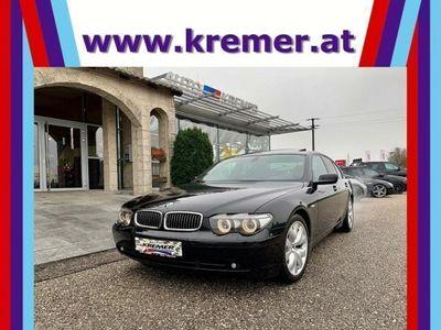 gebraucht BMW 730 7er-Reihe d Österreich-Paket Aut. Limousine
