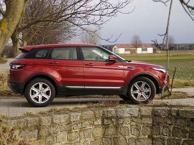 gebraucht Land Rover Range Rover evoque 2,2 TD4 Allrad Leder SUV / Geländewagen,