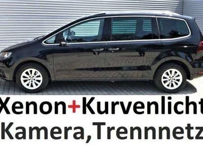 gebraucht Seat Alhambra 2,0 TDI Xenon,Navi,Kamera,Trennetz,Rollo hinten