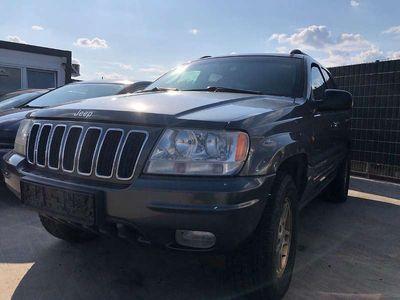 gebraucht Jeep Grand Cherokee Limited 2,7 CRD SUV / Geländewagen,