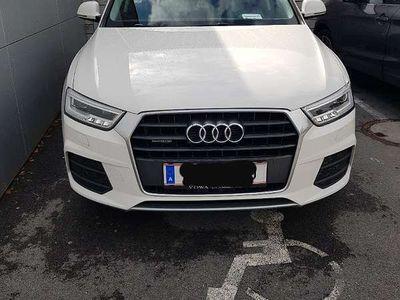 gebraucht Audi Q3 quattro intense SUV / Geländewagen